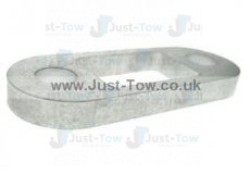 "12mm 1/2"" Towbar Spacer Plate"
