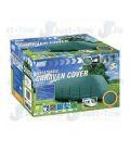 Green Caravan Cover Fits 4.1m - 5m (14-17ft)