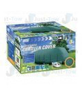 Green Caravan Cover Fits 5m - 5.6m (17-19ft)