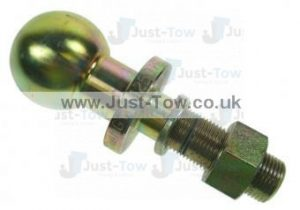 22mm Short Series Threaded 50mm Towball