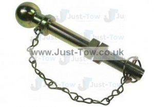 24mm Long Series Threaded 50mm Towball