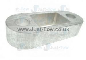 "25mm 1"" Towbar Spacer Plate"