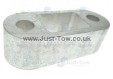 "38mm 1 1/2"" Towbar Spacer Plate"
