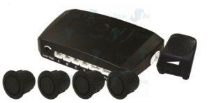 4 Sensor 1.5m Metal Step Parking Sensors