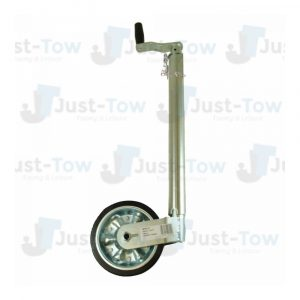 48mm Heavy Duty Telescopic Jockey Wheel
