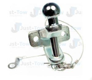 PCT 4.1T 50mm Ball, Pin & Jaw Coupling