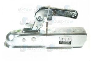 50mm Pressed Steel Coupling Hitch & Integral Lock