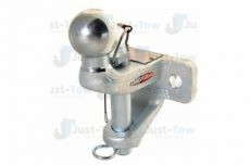 Dixon Bate 3.5T Ball, Pin & Jaw Towing Coupling