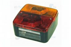 Radex Square Combination Lamp