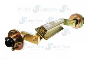 Pair Trailer Suspension Units with Hubs