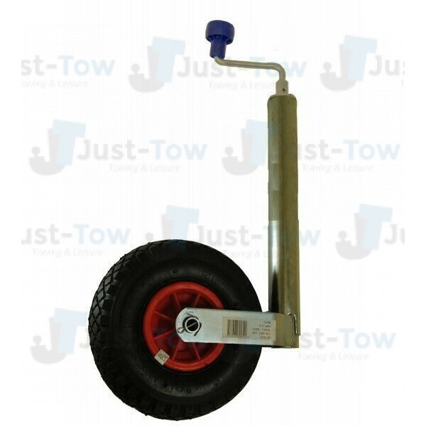MP437 48MM 75KG PNEUMATIC TELESCOPIC JOCKEY WHEEL