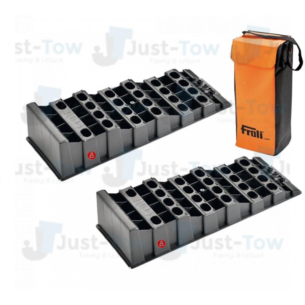Twin Multi Level Multi Ramp Set