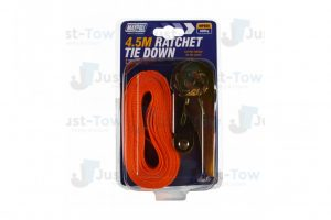 MP608 600KG RATCHET STRAP WITH LOOP