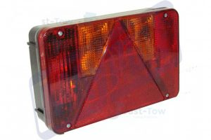 MP801BL RADEX LEFT HAND REAR COMBINATION LAMP