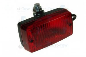 MP845B REAR FOG LAMP 12V WITH MOUNTING BRACKET