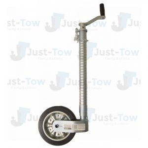 MP9745 48MM 500KG RIBBED JOCKEY WHEEL