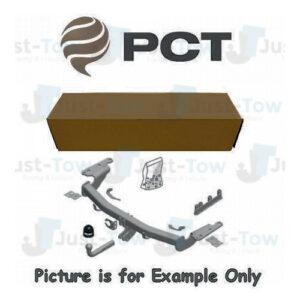 PCT Swan Neck Towbar