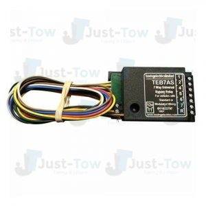 TEB7AS 12V 7 WAY BYPASS RELAY
