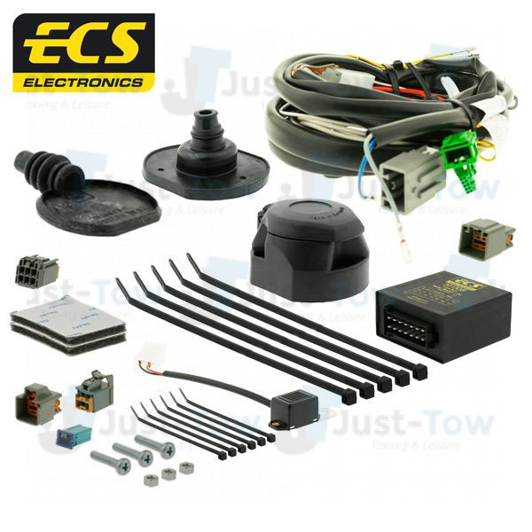 Volvo V50 13 Pin Dedicated Towbar Wiring Kit March/2004 to Present - Just  Tow | Volvo V50 Trailer Wiring Harness |  | Just Tow
