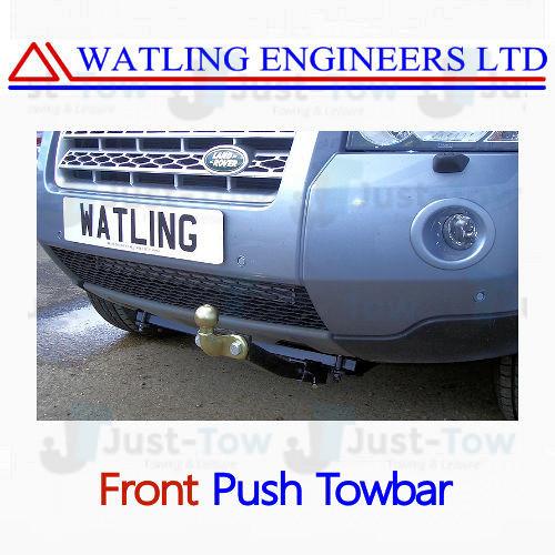 Watling Front Towbar