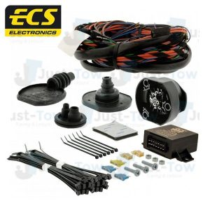 Audi Q3 (Without Preparation) Oct/2011 to Nov 2018 13 Pin Dedicated Towbar Wiring Kit