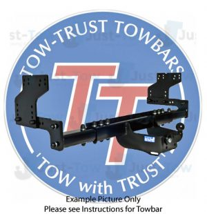 Bailey Approach Autograph Motorhome Towbar 2012 to Present