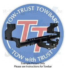 Bailey Approach Compact Motorhome Towbar 2012 to Present
