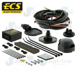 BMW X5 (E70) March/2007 to Oct/2013 7 Pin Dedicated Towbar Wiring Kit
