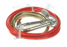 Towbar Breakaway Safety Cable