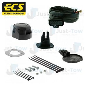Chevrolet Captiva (With Tow Prep) Feb/2006 to Present 13 Pin Dedicated Towbar Wiring Kit
