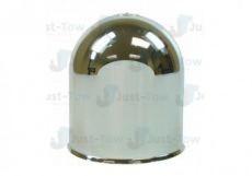Chrome Plastic Towball Cap Cover