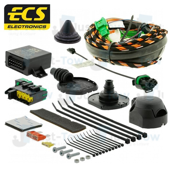 Citroen C4 Grand Picasso 7 Pin Dedicated Towbar Wiring Kit