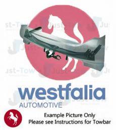 Daihatsu Charade Westfalia Swan Neck Towbar 2011 to Present