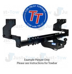 Concorde Credo Motion Motorhome Towbar 2013 to Present