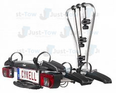 Cykell Tilting Cycle Carrier - 3 Bike Capacity T31