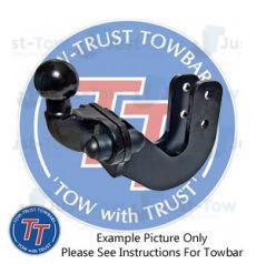 Dacia Sandero Towtrust Towbar 2012 to Present