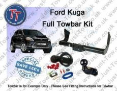 Ford Kuga TowTrust Towbar Kit 2008 to Present
