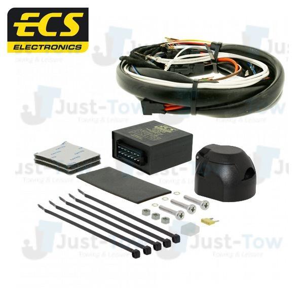 Brink 7 Pin Towbar Trailer Wiring Kit for JAGUAR XF Saloon 09//11 04//15