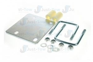 Jockey Wheel Clamp Fixing Kit 50mm x 60mm