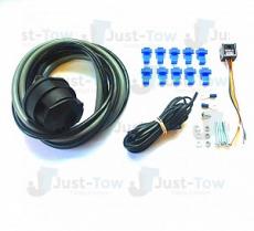 Universal 13 Pin Towbar Wiring Kit