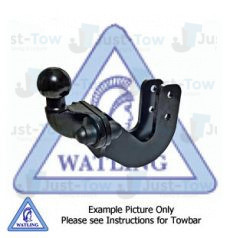 Land Rover Freelander 2 Front Towbar 2012 to Present