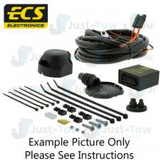 Nissan Navara Aug/2005 to Dec/2009 7 Pin Dedicated Towbar Wiring Kit