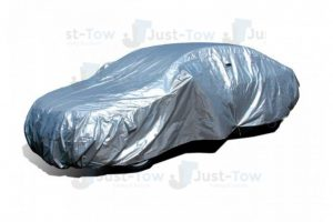 Small Waterproof Car Cover with Vents