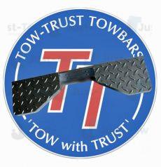 Titan Heavy Duty Towbar Step