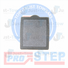 Tow-Trust Detachable Towbar Cover