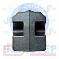 Tow-Trust Vertical Detachable Towbar Cover