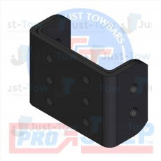 Towbar Adjustable Height Coupling Face Plate