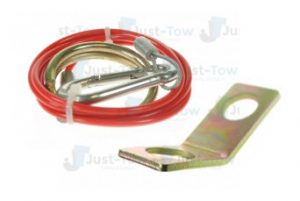 Breakaway Safety Cable & Anchor Plate