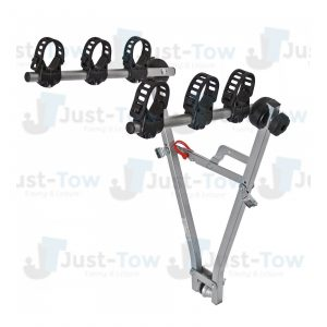 Typhoon Towball Mounted 3 Bike Cycle Carrier