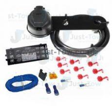 PCT Universal 13 Pin Towbar Wiring Kit & Volton Combi Relay
